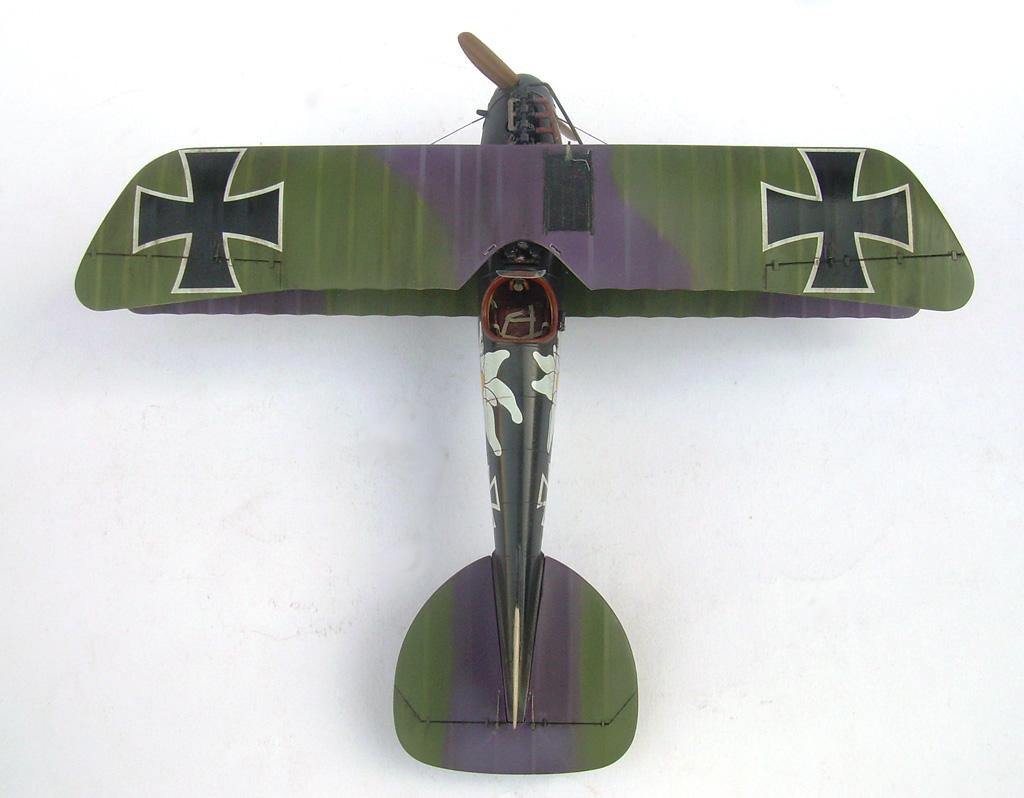 Albatros D.V Lt. Otto Kissenberth G04-2786
