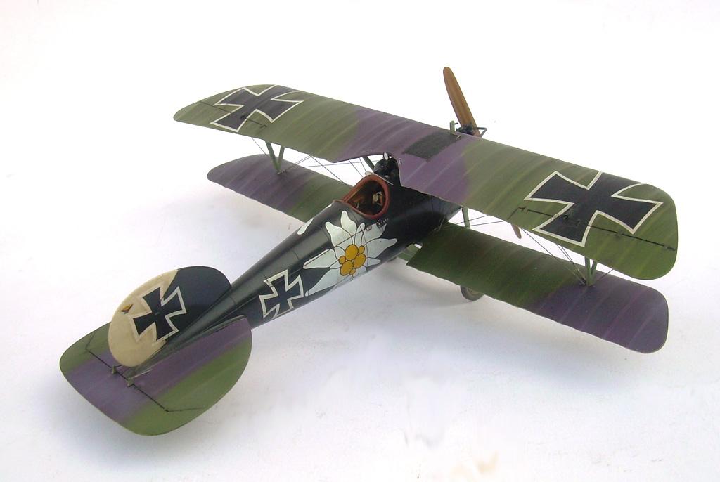 Albatros D.V Lt. Otto Kissenberth G05-2783