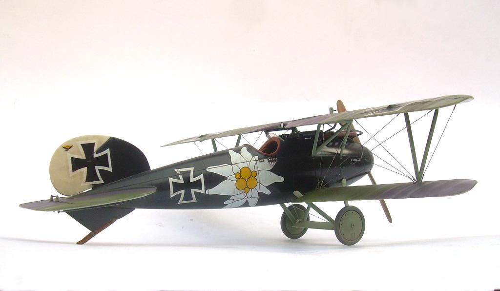 Albatros D.V Lt. Otto Kissenberth G06-2791
