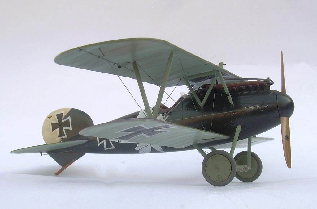 Albatros D.V Lt. Otto Kissenberth G07-2790