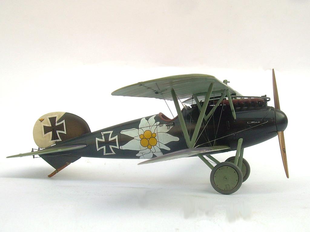 Albatros D.V Lt. Otto Kissenberth G08-2777