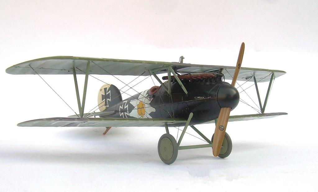 Albatros D.V Lt. Otto Kissenberth G09-2775