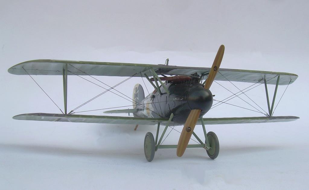 Albatros D.V Lt. Otto Kissenberth G10-2778