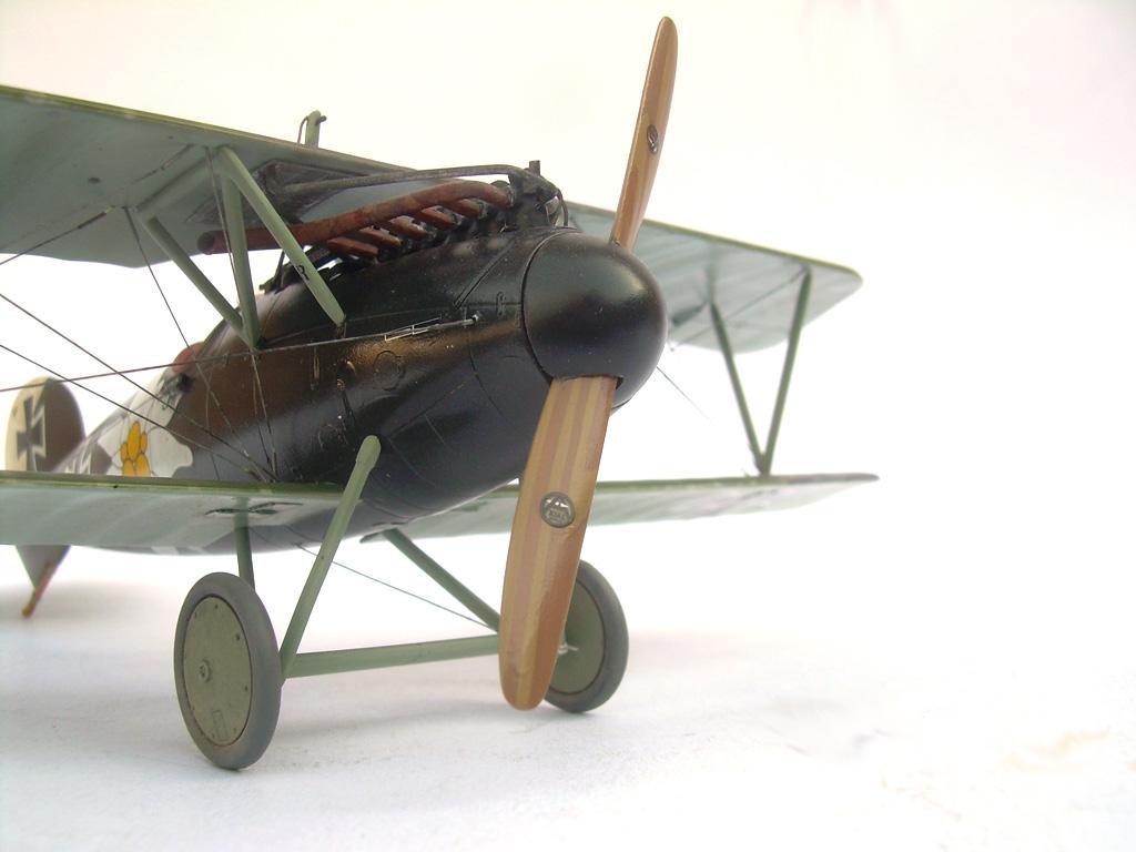 Albatros D.V Lt. Otto Kissenberth G11-2797