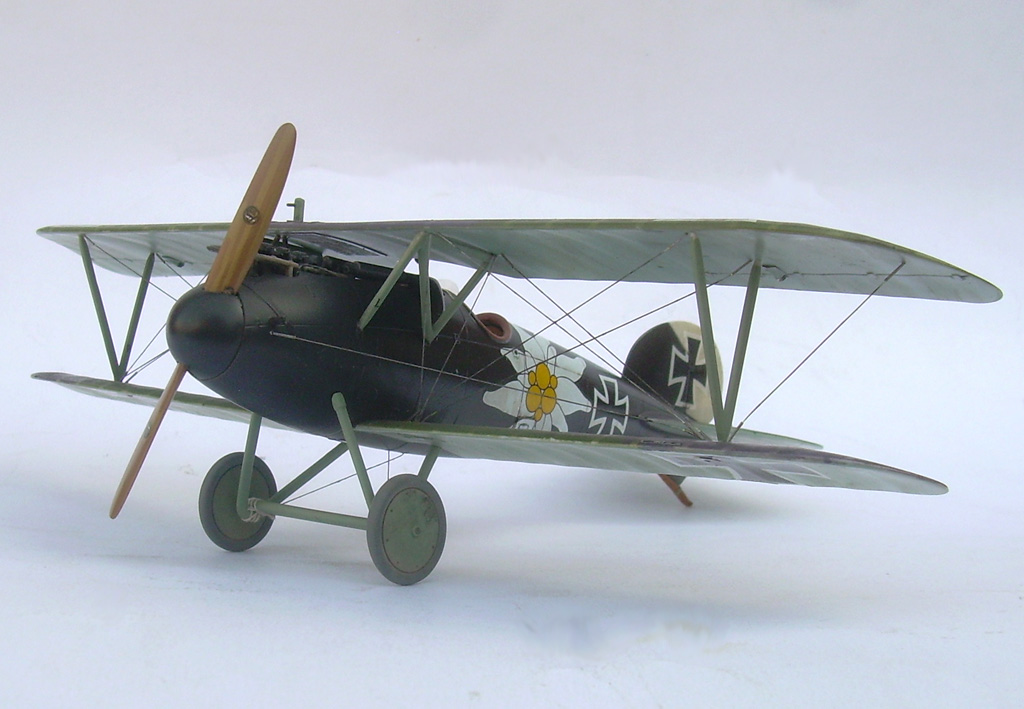 Albatros D.V Lt. Otto Kissenberth G12-2779