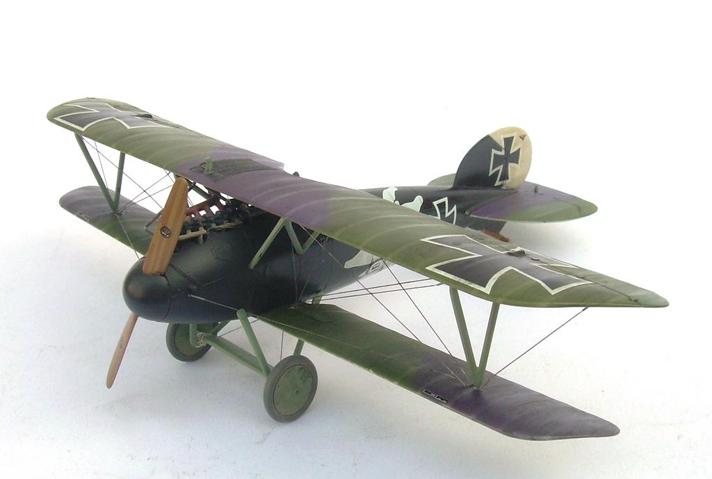 Albatros D.V Lt. Otto Kissenberth G13-2780