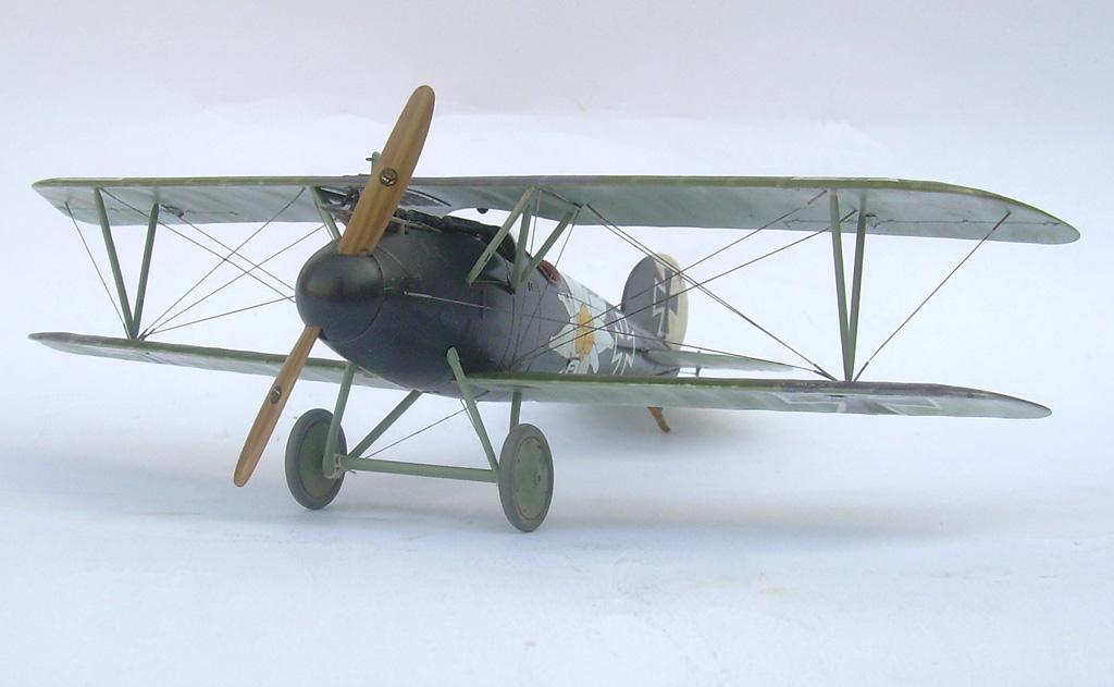 Albatros D.V Lt. Otto Kissenberth G14-2774