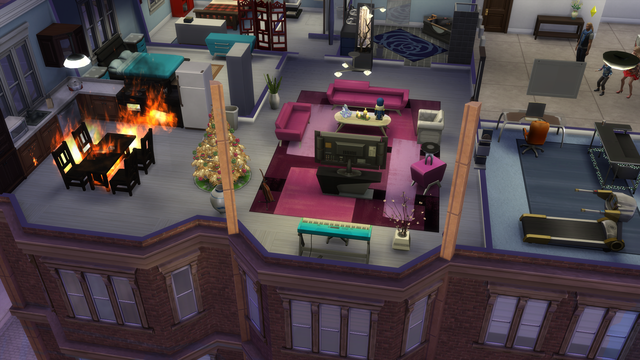 Playing  Sims 4 by Gramcrackers - Page 5 Fire1%20starts%20in%20kitchen_zpsbxgpjpp3