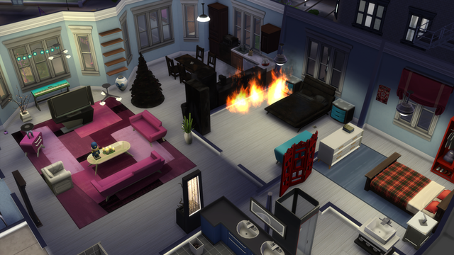 Playing  Sims 4 by Gramcrackers - Page 5 Fire2%20in%20kitchen%20gos%20to%20dinningroom_zpsdg2erobj