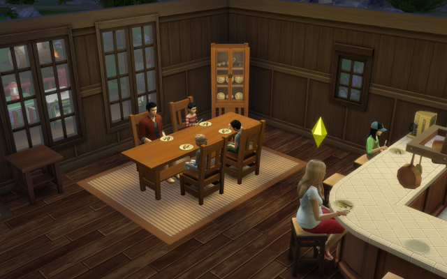 Playing  Sims 4 by Gramcrackers - Page 3 BeachesVac18dinner_zpsad50f700