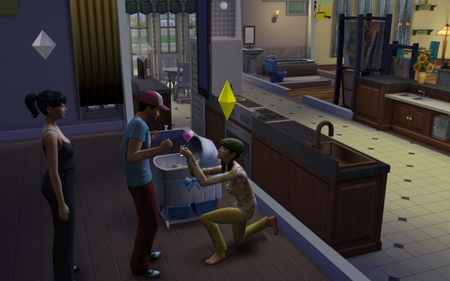 Playing  Sims 4 by Gramcrackers - Page 3 Lee2LibertyproposestoAdrielGrover_zps1fa1df07