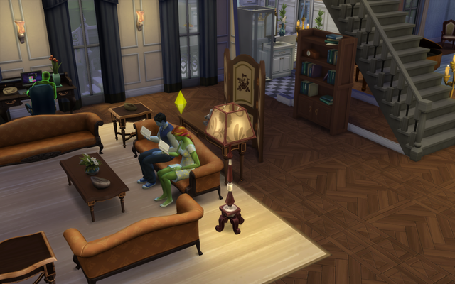 Playing  Sims 4 by Gramcrackers - Page 3 Olie12%20Spades%20Klondike%20moved%20in_zpsln69ibil