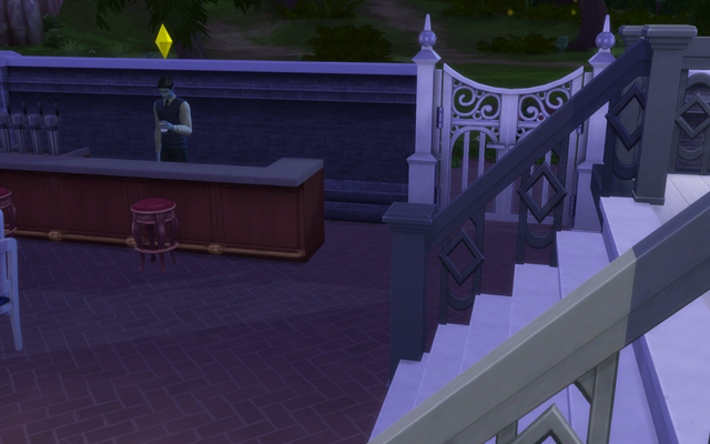 Playing  Sims 4 by Gramcrackers - Page 3 Olie3%20making%20friends%20with%20a%20ghose%20isnt%20easy_zpsklwfziqs