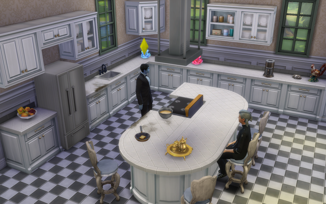 Playing  Sims 4 by Gramcrackers - Page 4 Olie51%20Whos%20suppose%20to%20bake%20the%20Wedding%20cake_zpspfyfbcet