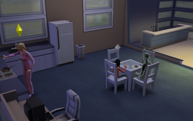 Playing  Sims 4 by Gramcrackers - Page 3 SHoliday17Demarioanddaughterchatatmealtime_zps7da0ba75