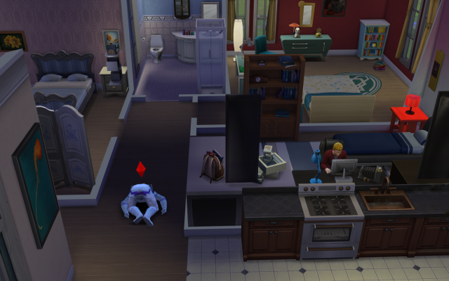 Playing  Sims 4 by Gramcrackers SandyB15LibertyLeepassesout_zpsfe9ed496