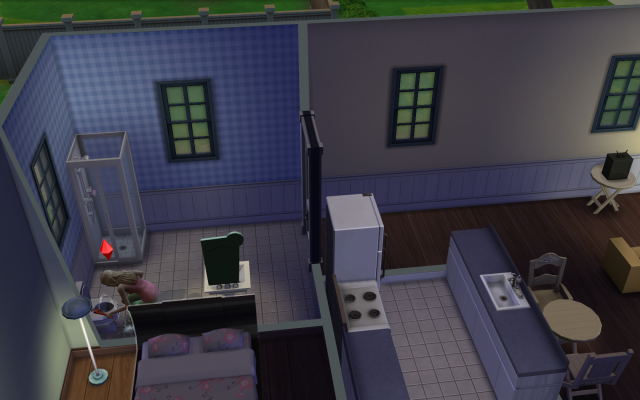 Playing  Sims 4 by Gramcrackers SandyBeachesinhernewhome09-03-14_2-30nbspPM_zpsb6d74fb8