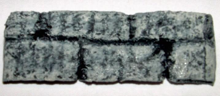 Ashton Sanders' WIP Thread Stone