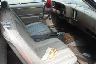 Scored Parts Car - 76 Malibu DSCF1444