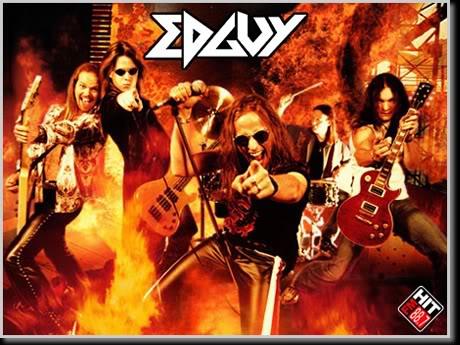 Edguy - Gira 2009 - TINNITUS SANCTUS TOUR 2009 Edguy