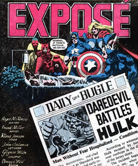Daredevil DD164_Avengers