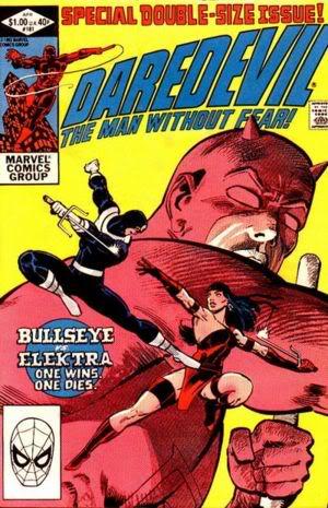 Daredevil Daredevil-portada