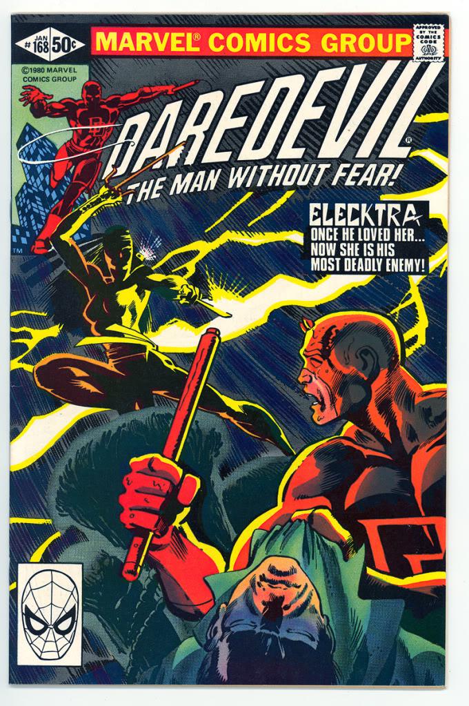 Daredevil Daredevil_168_front