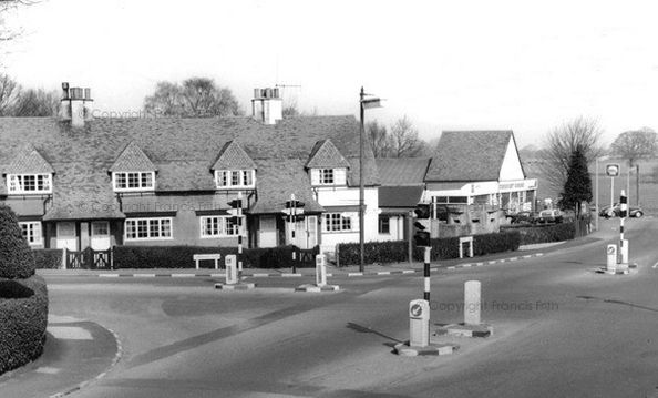 Connaught Garage. Brookwood-the-crossroads-c1965_b232060_zpsumuhadh2