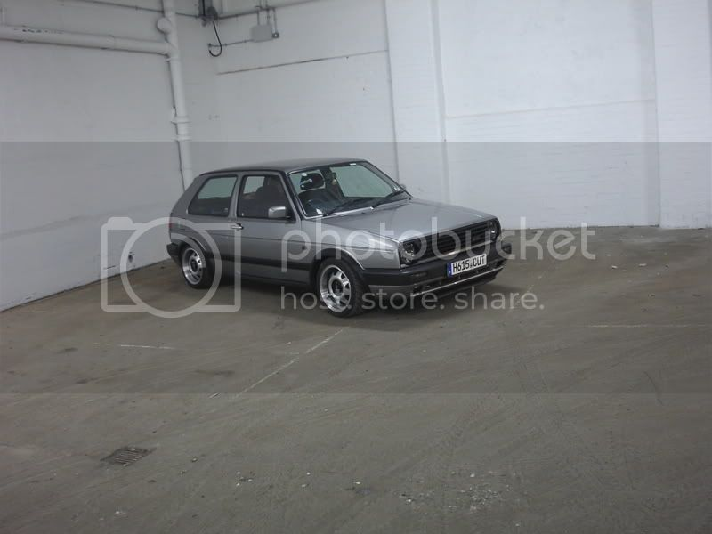 My Mk2 Golf AKA Gary KIF_3015