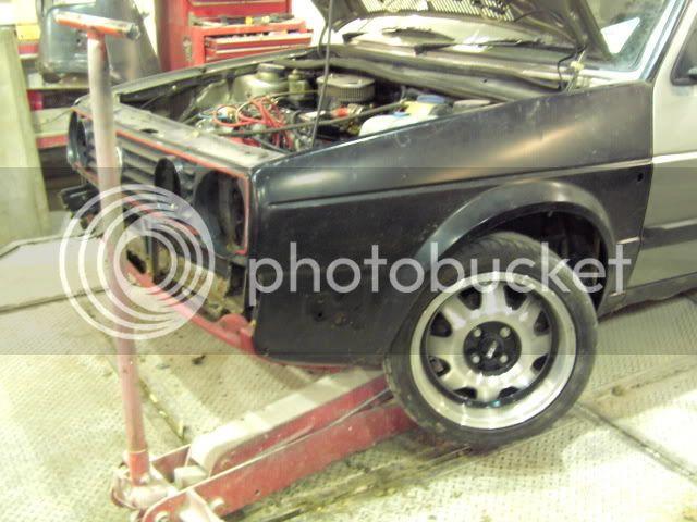 My Mk2 Golf AKA Gary IMAG2591