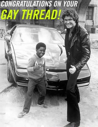 Gary Goodridge con problemas cerebrales GayThreadcongrats