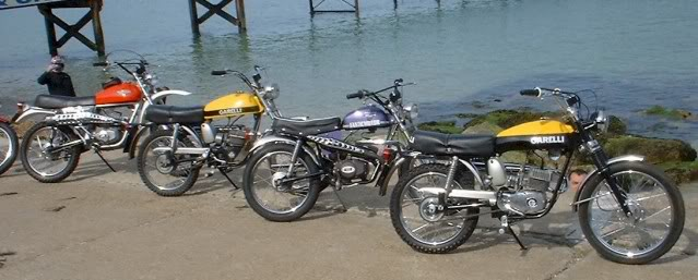 Continental Sports Mopeds