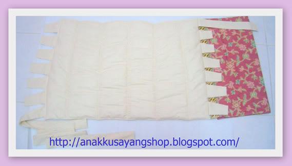Barut, bedung, baby gift, baby bag @ AnakkuSayangShop Bgkg_belakang