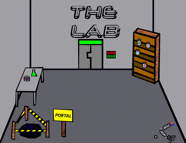 Current Progress [The Lab] Lab
