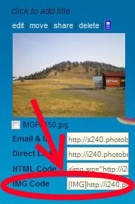 οδηγιες foto uploading and avatar/signature settings 5