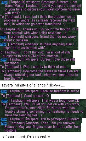 Funny screenshots / chat logs - Page 4 GMquestions