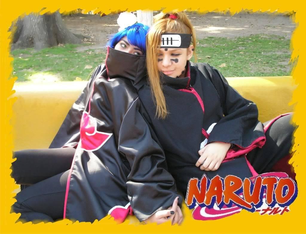 Cosplays de Naruto Peinykonan