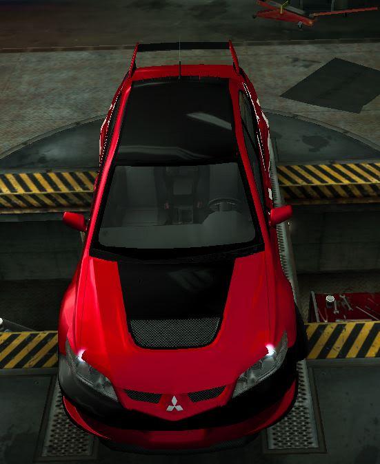 Lancer EVO IX 5