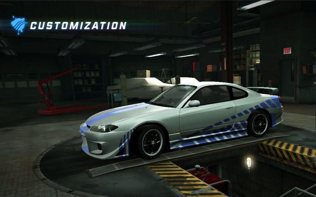 Nissan Silvia Ff