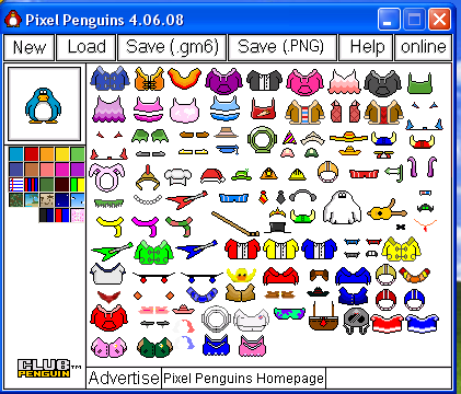 Pixel Penguins! Pixel-penguins