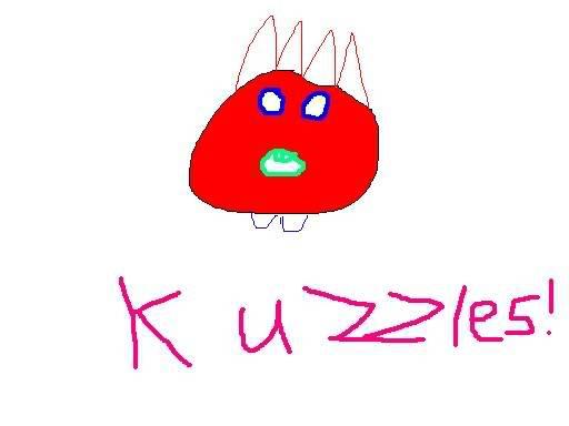 Fuzzles changed to kuzzles Kuzzles