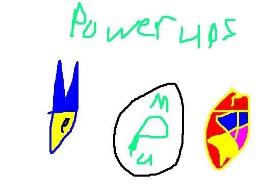 Maple ups! Powerups