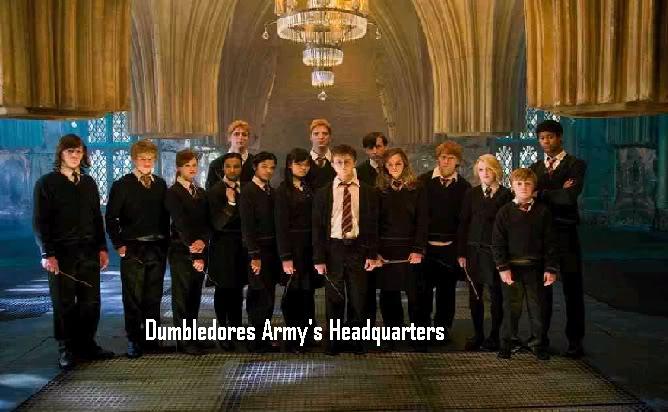 Dumbledore's Army Headquarters