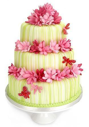 البيت العربى الثالث يفتح أبوابة لكل العرب Cake-summerstirpesandflowers
