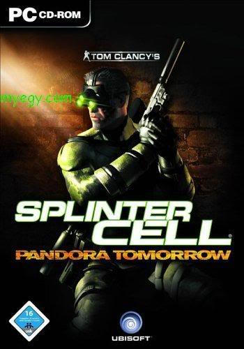 لعبة Splinter Cell - Pandora Tomorrow علي أكثر من سرفر B00018GX1603LZZZZZZZ
