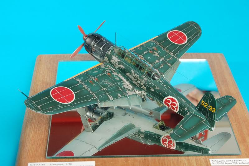 "1/48  Nakajima B6N2 Tensan ""Jill""  752 Kokutai DSC_6836"