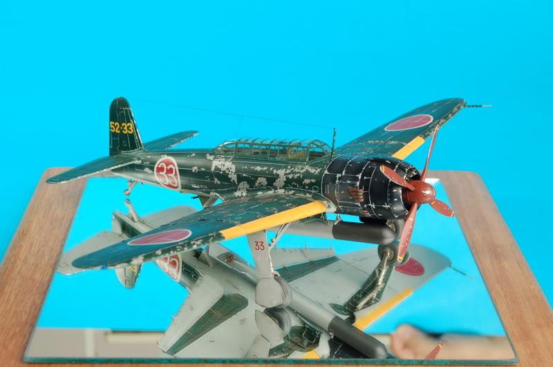 "1/48  Nakajima B6N2 Tensan ""Jill""  752 Kokutai DSC_6845"