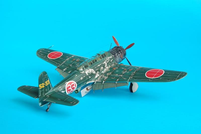 "1/48  Nakajima B6N2 Tensan ""Jill""  752 Kokutai DSC_6851"