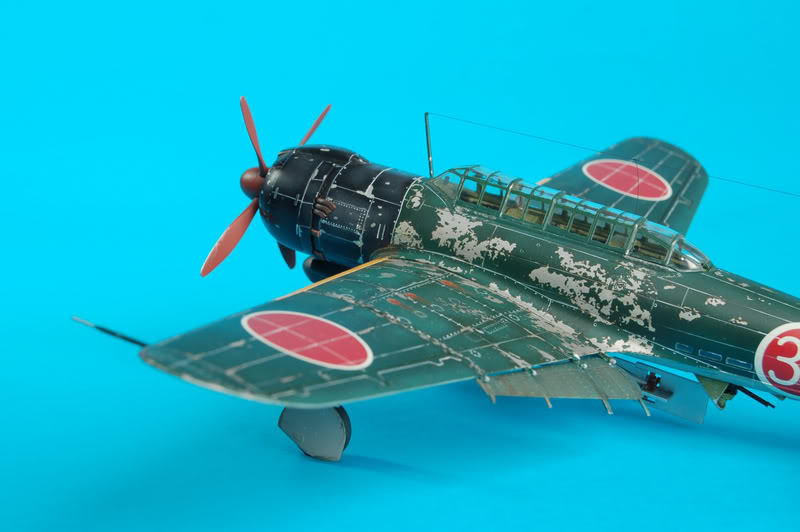 "1/48  Nakajima B6N2 Tensan ""Jill""  752 Kokutai DSC_6857"