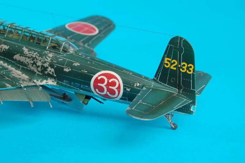 "1/48  Nakajima B6N2 Tensan ""Jill""  752 Kokutai DSC_6858"